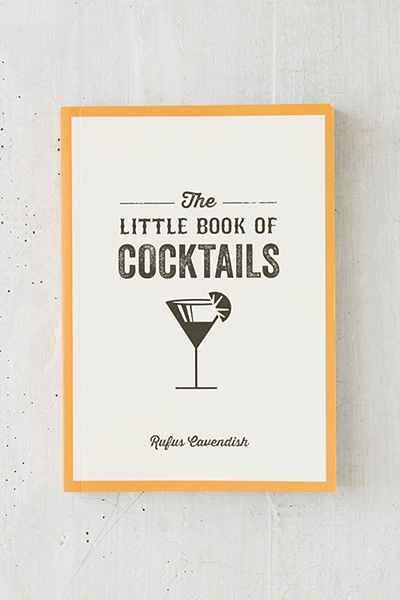 The Little Book Of Cocktails By Rufus Cavendish - Urban Outfitters