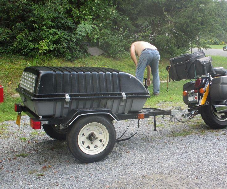 best 25 small car trailer ideas on pinterest lightweight caravans lightweight travel. Black Bedroom Furniture Sets. Home Design Ideas