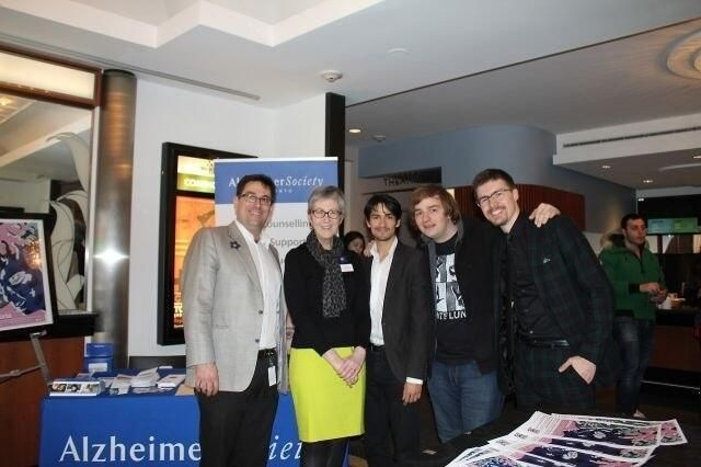 Twitter / MaikolPinto: The team from @Memoriafilm ...