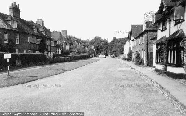 Merstham, Quality Street c1965