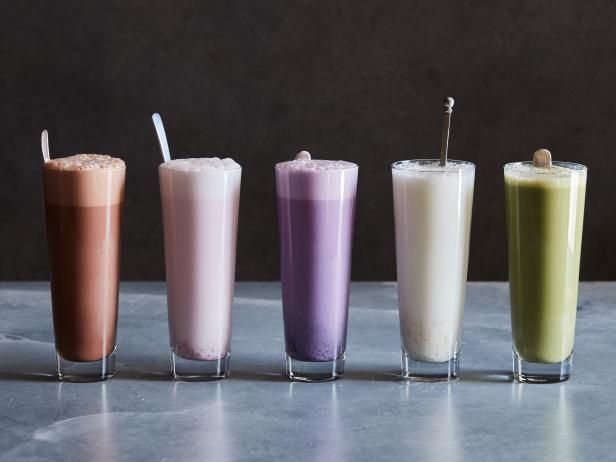 Get LaCroix Egg Creams Recipe from Food Network. I'll take the chocolate egg cream!