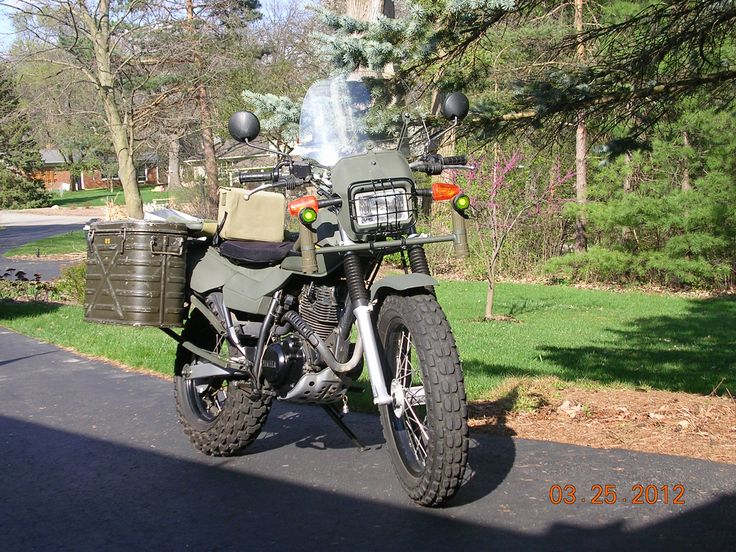 1000 Images About Motorcycle On Pinterest Honda Ruckus Military And Adventure