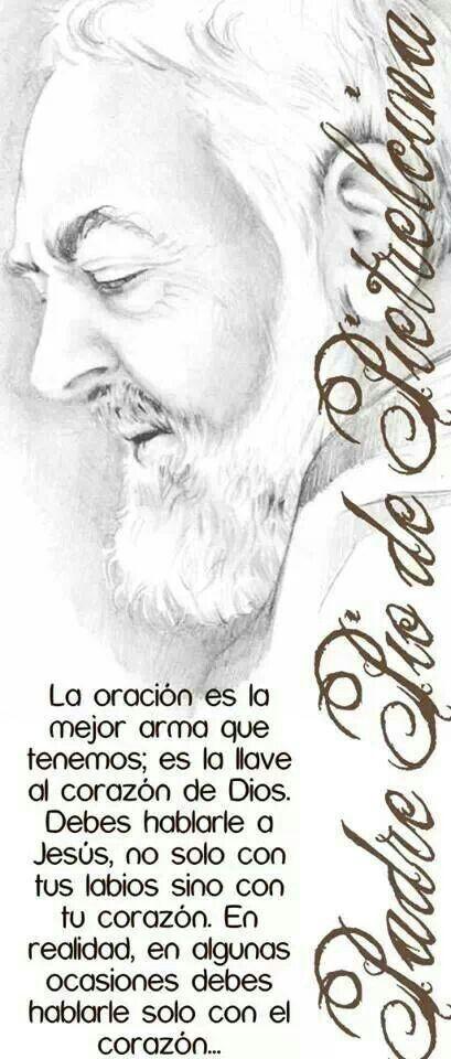 α JESUS NUESTRO SALVADOR Ω: La oración es la mejor arma que tenemos, es la lla...