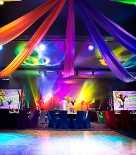 As specialists in Event Production, Technical Delivery and Creative Services, we cater to the needs of corporate clients, event producers, PCO's and venues across Australia and New Zealand. http://www.eventconnect.com/display-services/1468/Newlight-Event-Creation.aspx