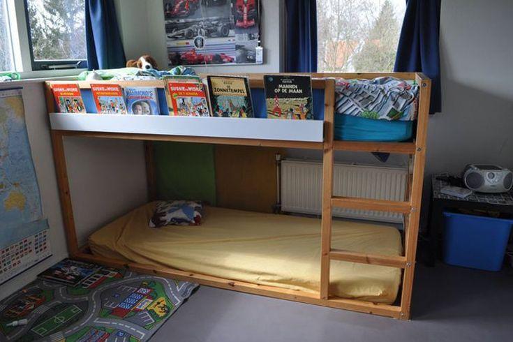 La cama Kura en la decoración de habitaciones infantiles