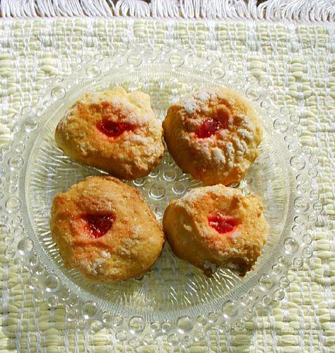 Biscotti con Succo d'Arancia (Orange juice flavoured Italian cookies)
