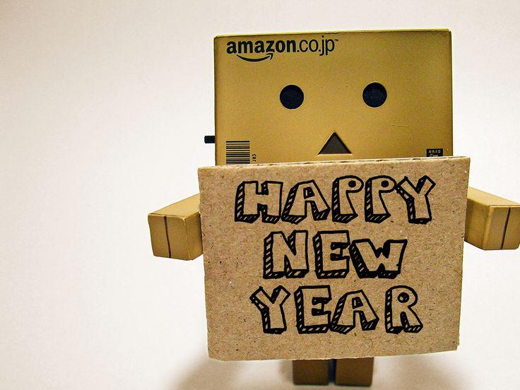 Danbo Cute | Happy New Year