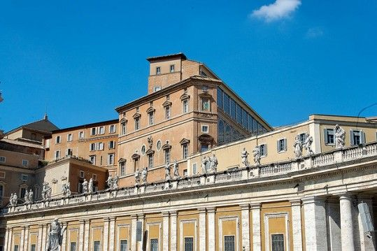 The Apostolic Palace: The Pope's Home in Vatican City