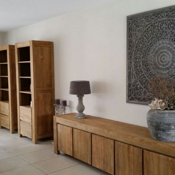 31 best images about teak meubelen on pinterest teak for Hedendaags interieur