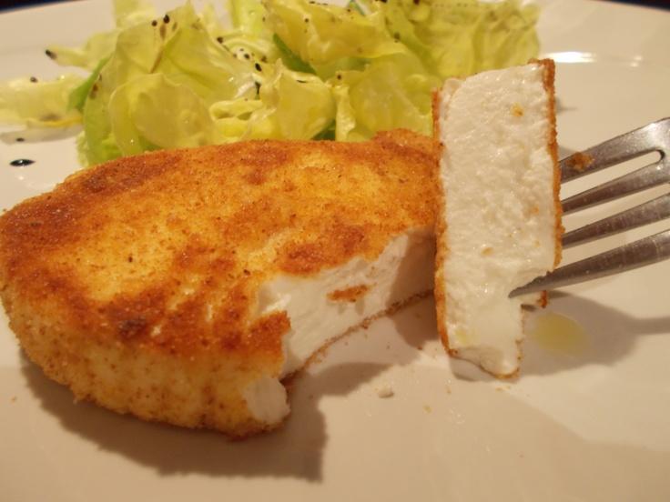 Cotolette di ricotta impanata - ricetta semplice