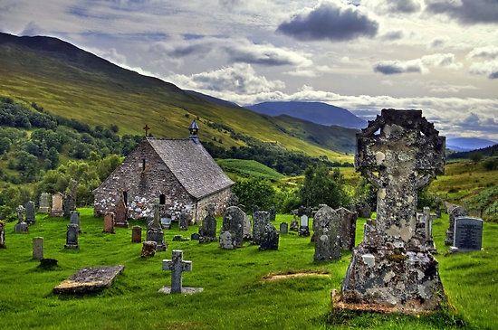 Cille Choirill, Lochaber, Scotland by GillBell