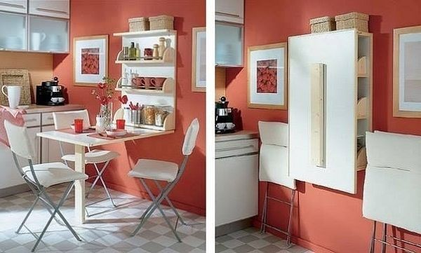 идеи для кухонного стола