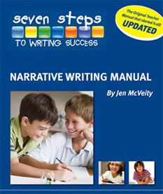 Seven Steps to Writing Success - just finished a PD for the seven steps program and love it already!!