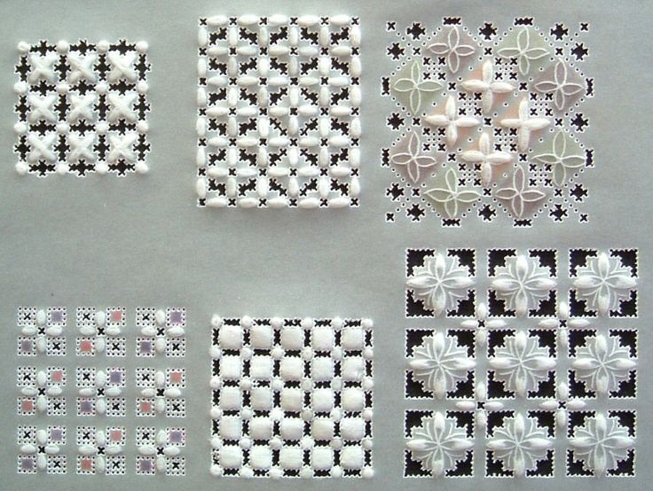 Gridwork -  freebies including free standing butterfly.