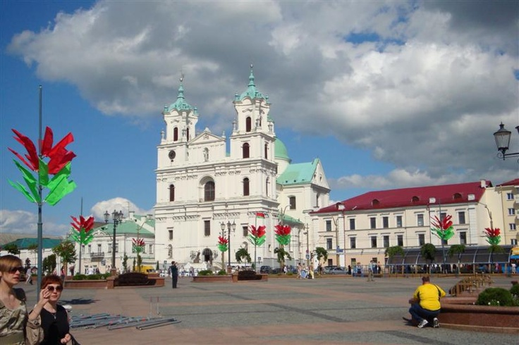 Farny Church in Grodno
