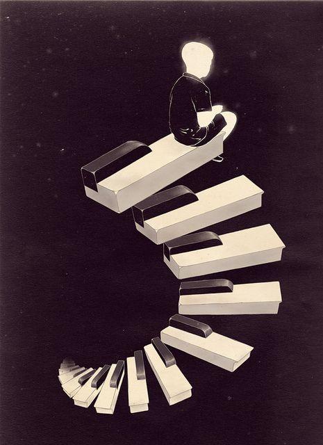 - Endless Tune by mathiole. www.pinterest.com/TheHitman14/music-art-%2B/