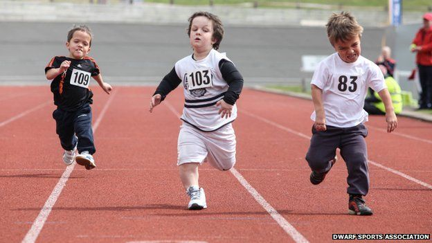 National Dwarf Games is about 'ability not disability' via @Michelle Barsell News