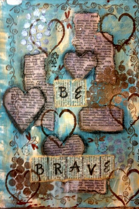 Art journal April '13