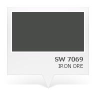 SW 7069 - Iron Ore