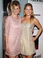 Ali Larter and Bonnie Somerville