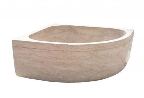 Doğal taş traverten banyo küvetleri, doğal ve sağlıklı.  www.yerevdekor.com