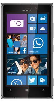 Celular Nokia Lumia 925 Negro - Tienda movistar