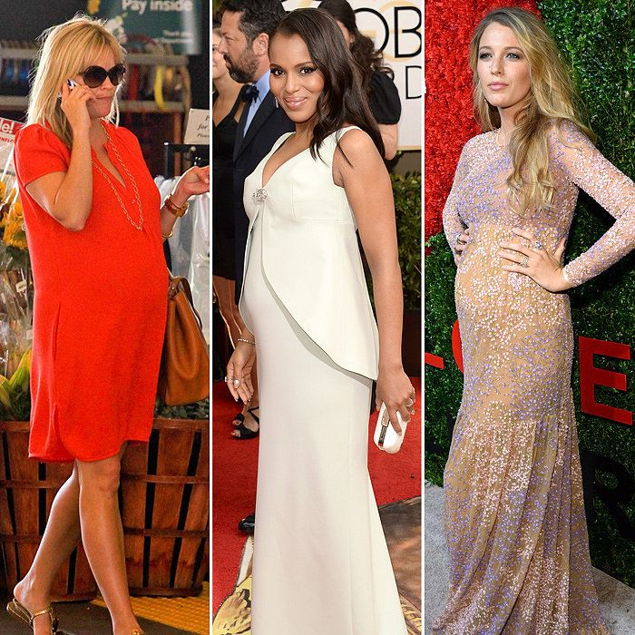 Gorgeous Celeb-Inspired Pregnancy Pictures Every Mom-to-Be ...