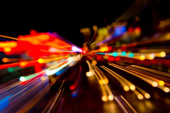 8 ways to get completely different images - Zoom burst