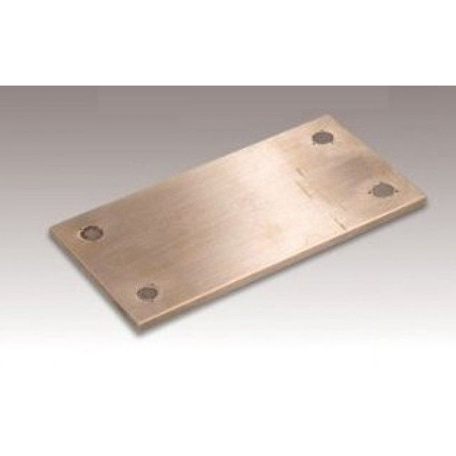Eastwood 4 inch Magnetic Copper Welding Backer