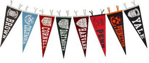 Here's the 2nd official college-themed post to discuss admissions to Ivy League and other harder-to-get-into universities.