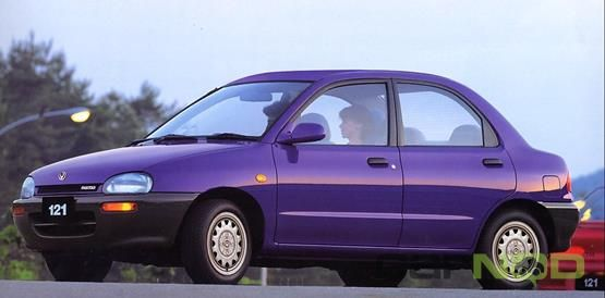 Reviews of Mazda 121 DB Series 1 (1990-1993) - Car Ratings, Rankings & Opinions by Owners, Users, Drivers & Buyers - CarNod