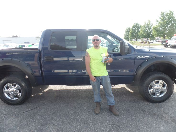 Congratulations to Andrew A. on his purchase of a new Ford F150! We appreciate the opportunity to earn your business, and hope you enjoy your new truck!