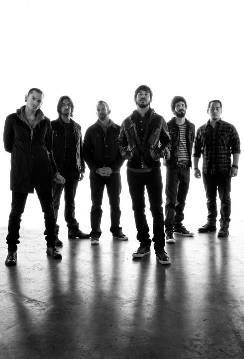 "NEWS: The rock band, Linkin Park, have been forced to cancel the remaining dates of ""The Hunting Party Tour,"" with Rise Against and Of Mice & Men. You can check out a message from the band and the cancelled dates at http://digtb.us/1sZTISs"