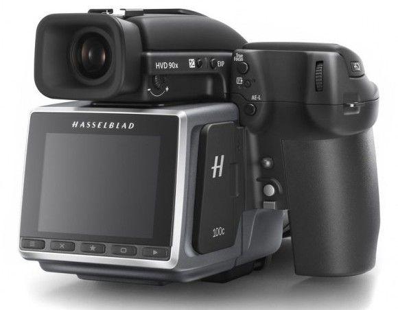 Hasselblad h6D-100c 100 megapixel dslr