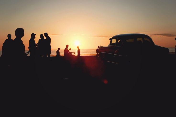 San Diego - Pacific Beach Sunset
