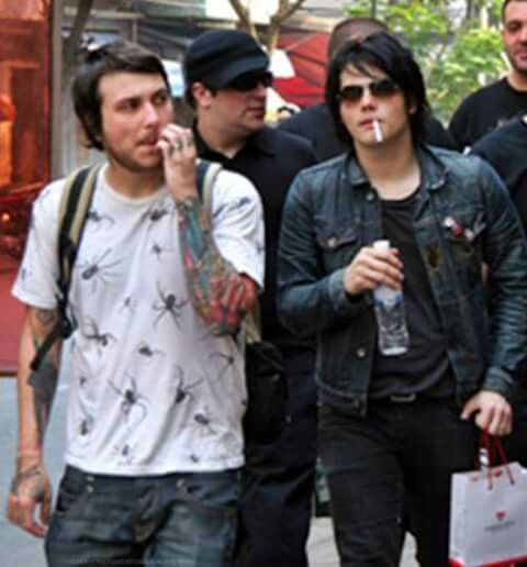 Frank and Gerard