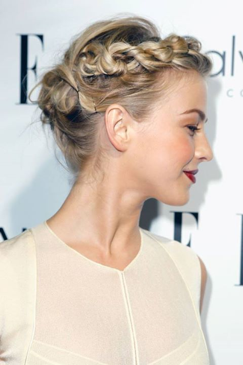We're crushing on this side braid!
