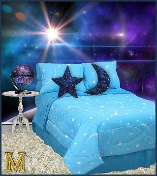 Star themed room decor