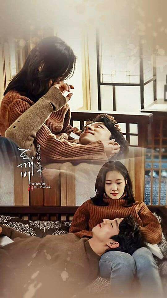 Eun-tak & Kim-shin - Goblin