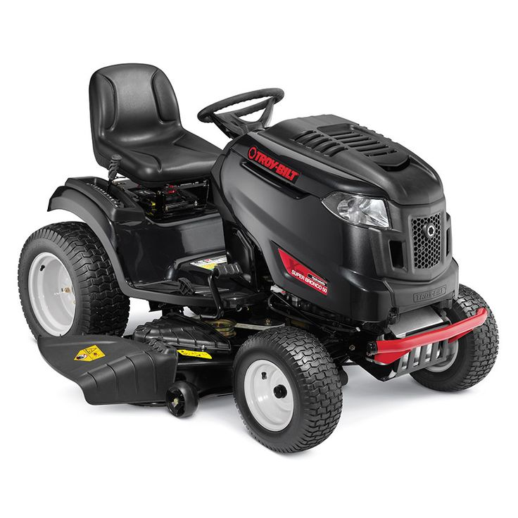Troy Bilt Xp Super Bronco 50 24 Hp V Twin Hydrostatic 50