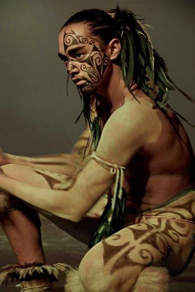 Rapa Nui Warrior