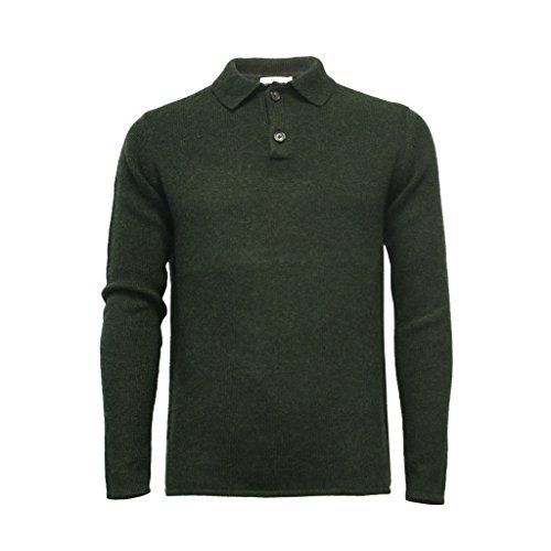 """Product review for Hommard Men´s Cashmere Polo Neck Sweater Spruce Green.  Hommard Seed Stitch Scarf Milky Way       Famous Words of Inspiration...""""I wanted to change the world. But I have found that the only thing one can be sure of changing is oneself.""""   Aldous Huxley — Click here for more from Aldous..."""