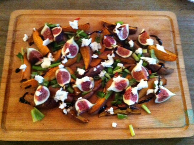 it was so yamm roasted sweet potatoes amp fresh figs in yotam ...