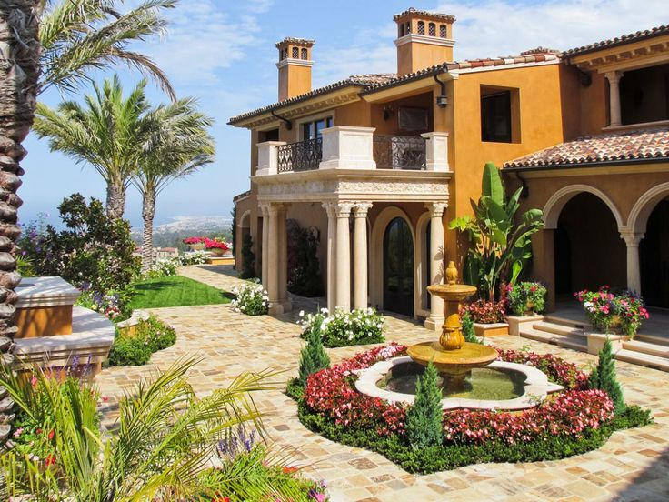 325 best images about front yard landscaping on pinterest for Spanish style fountains for sale