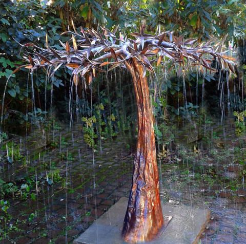 We Chose 56 Of The Best Copper Garden Art Pieces From Copper Flowers To  Kinetic Wind Sculptures, From Copper Rain Chains To Copper Water Features  And More.