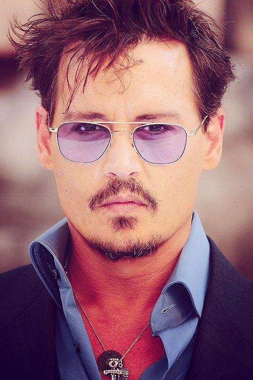 Johnny Depp @Vanessa Samurio Martinez