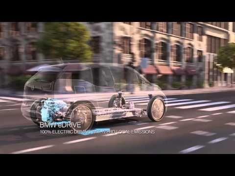 BMW i3 Technology Animation - YouTube