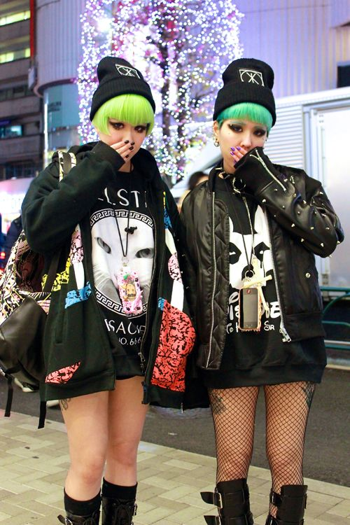 Japanese Street Fashion | japanese street fashion is like no other this versatile style is known ...