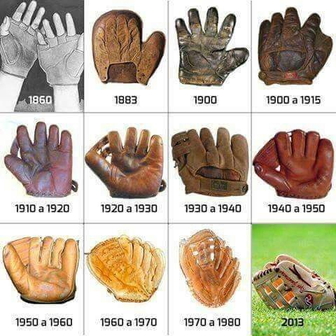 History of the glove