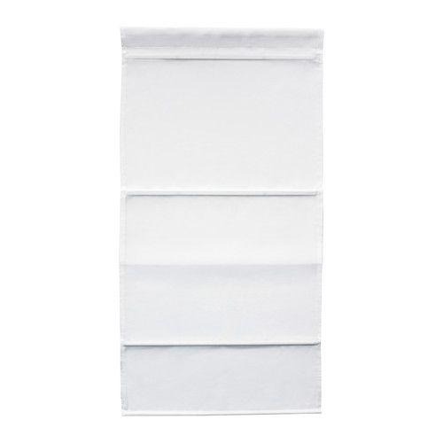 IKEA - RINGBLOMMA, Store bateau, 60x160 cm, , Le store atténue le niveau général de lumière et évite que l'intérieur de la pièce ne soit vu par des personnes de l'extérieur.Vous pouvez facilement relever le store à différentes hauteurs grâce aux aimants contenus dans les lamelles.La partie en textile peut être lavée en machine.L'ourlet passe-tringle permet de suspendre le store directement sur une tringle.Vous pouvez aussi suspendre le store à l'aide des c...